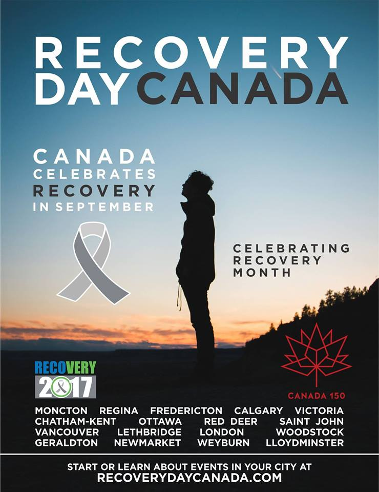 Recovery Day Canada
